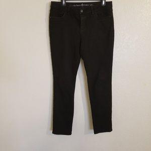 Simply Vera Vera Wang Skinny jeans size 8